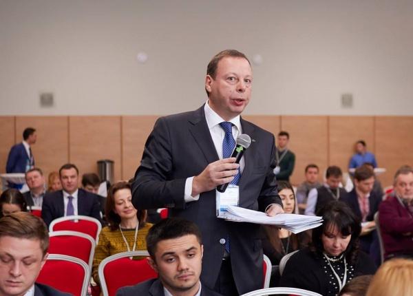 Віктор Пушкарьов, Президент AIPM Ukraine, Підсумкова конференція «Фармбізнес: Висновки-2015, Очікування-2016»